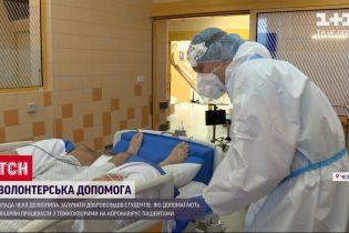 Чеські студенти допомагають медикам у боротьбі з коронавірусом