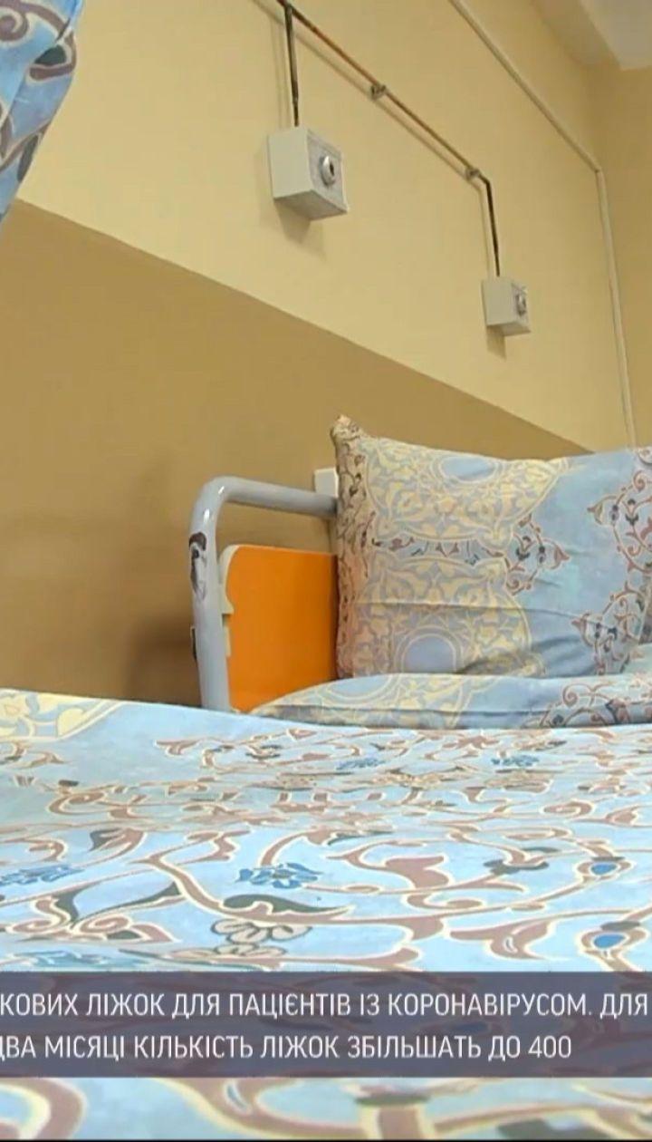 В Виннице планируют обустроить целый медицинский городок для пациентов с коронавирусом