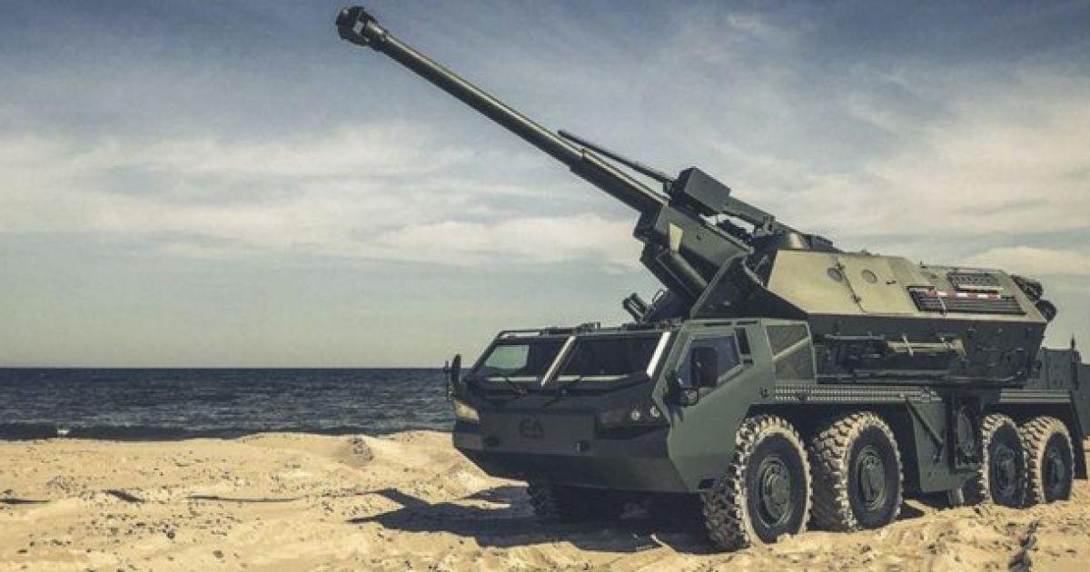 Нова артилерія для ЗСУ – в Чехії почали збирати Dana-M2 (фото)