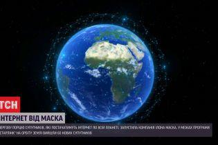 SpaceX вивела на орбіту ще 60 супутників: чи вийде в Маска забезпечити планету Інтернетом