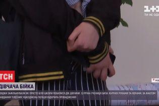 Семиклассница из Ровно побила студентку - школьницу поставят на учет в полиции