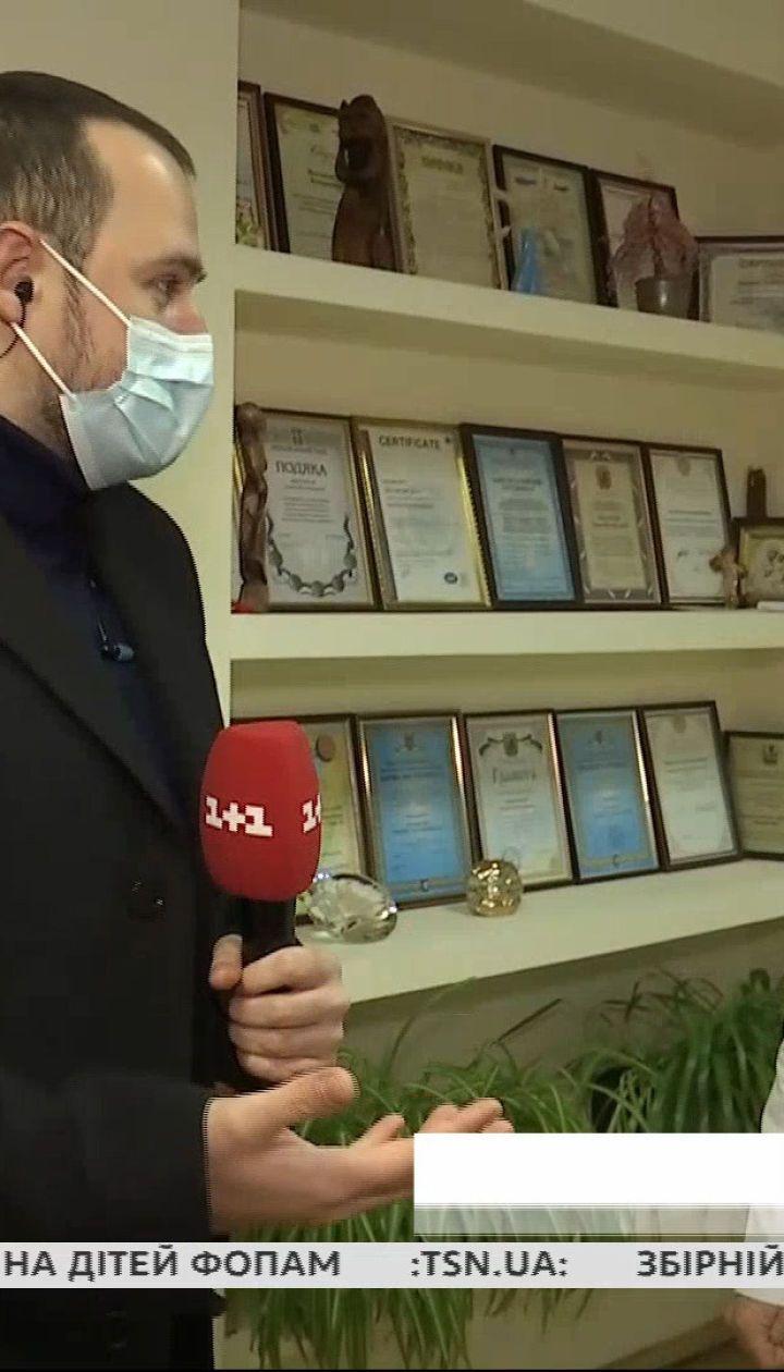 Есть ли места и кислород для больных коронавирусом в украинских больницах