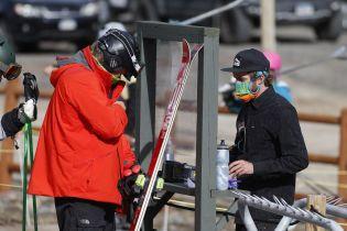 В ВОЗ рассказали, можно ли заразится коронавирусом во время катания на лыжах