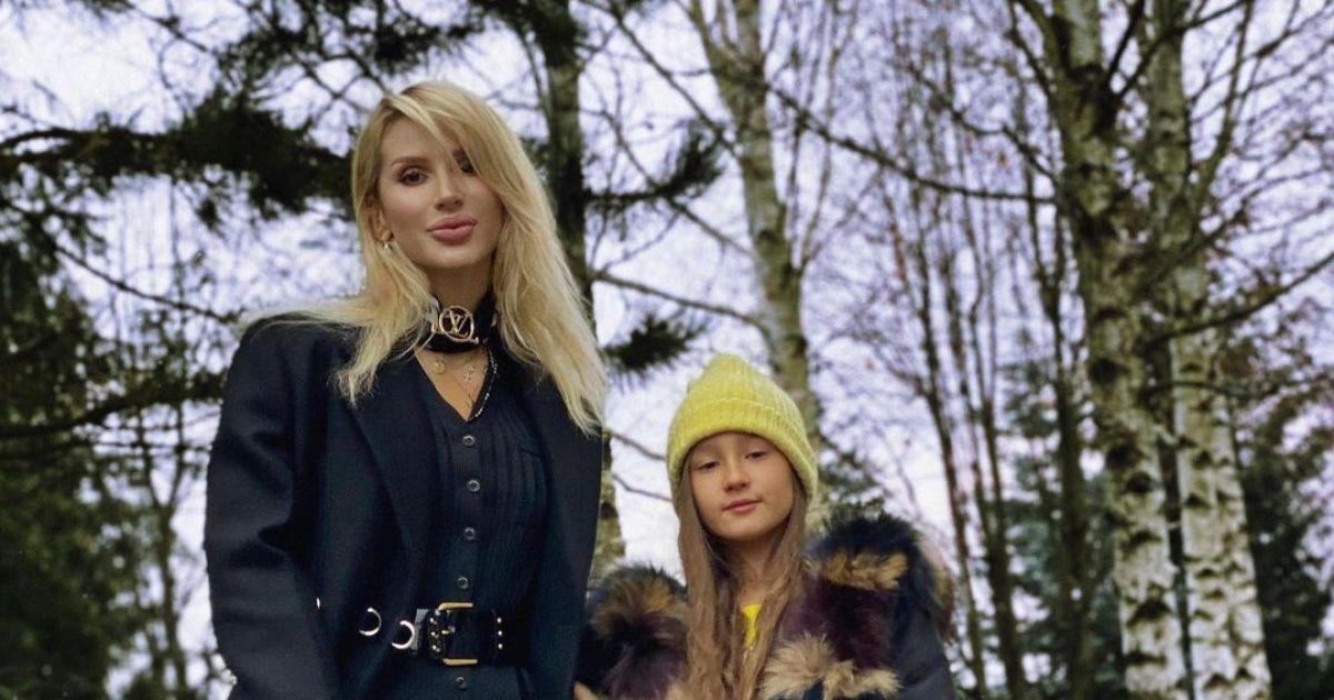 Светлана Лобода показала подросшую старшую дочь