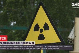 Специалисты зоны отчуждения искусственно спровоцировали уровень радиации