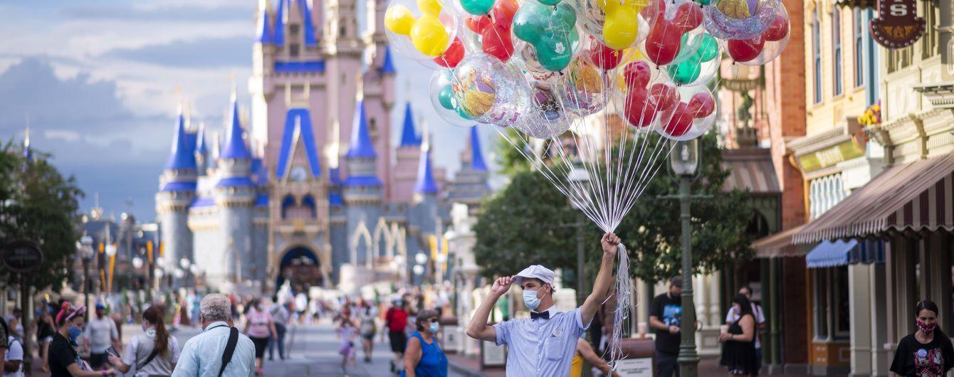 Disney планує звільнити 32 тисячі працівників через пандемію коронавірусу