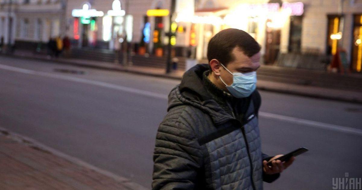 Украина вновь установила коронавирусный рекорд: за сутки выявили почти 16,3 тысячи случаев