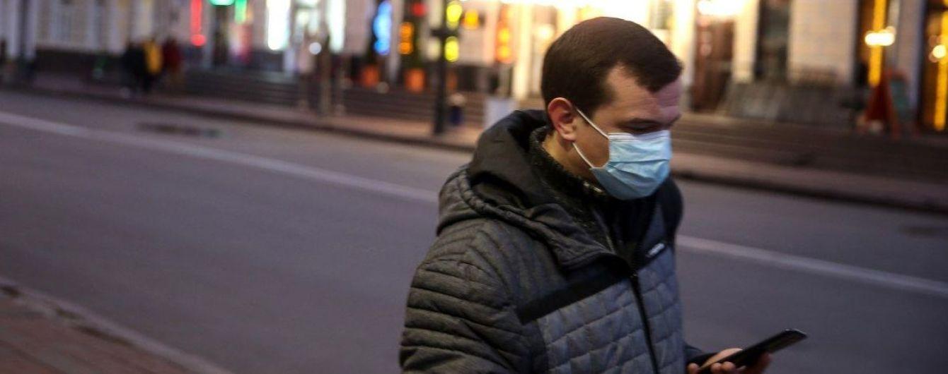 Коронавирус в Украине сегодня: статистика за 2 декабря