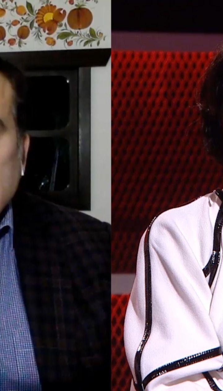 """Саакашвили: """"Зеленский не занимается вопросами коррупции в Украине"""""""
