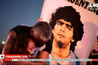 Диего Марадона: как парень из бедных аргентинских кварталов стал святым для аргентинцев