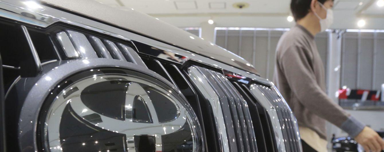 Toyota установила исторические достижения по производству и продаже авто