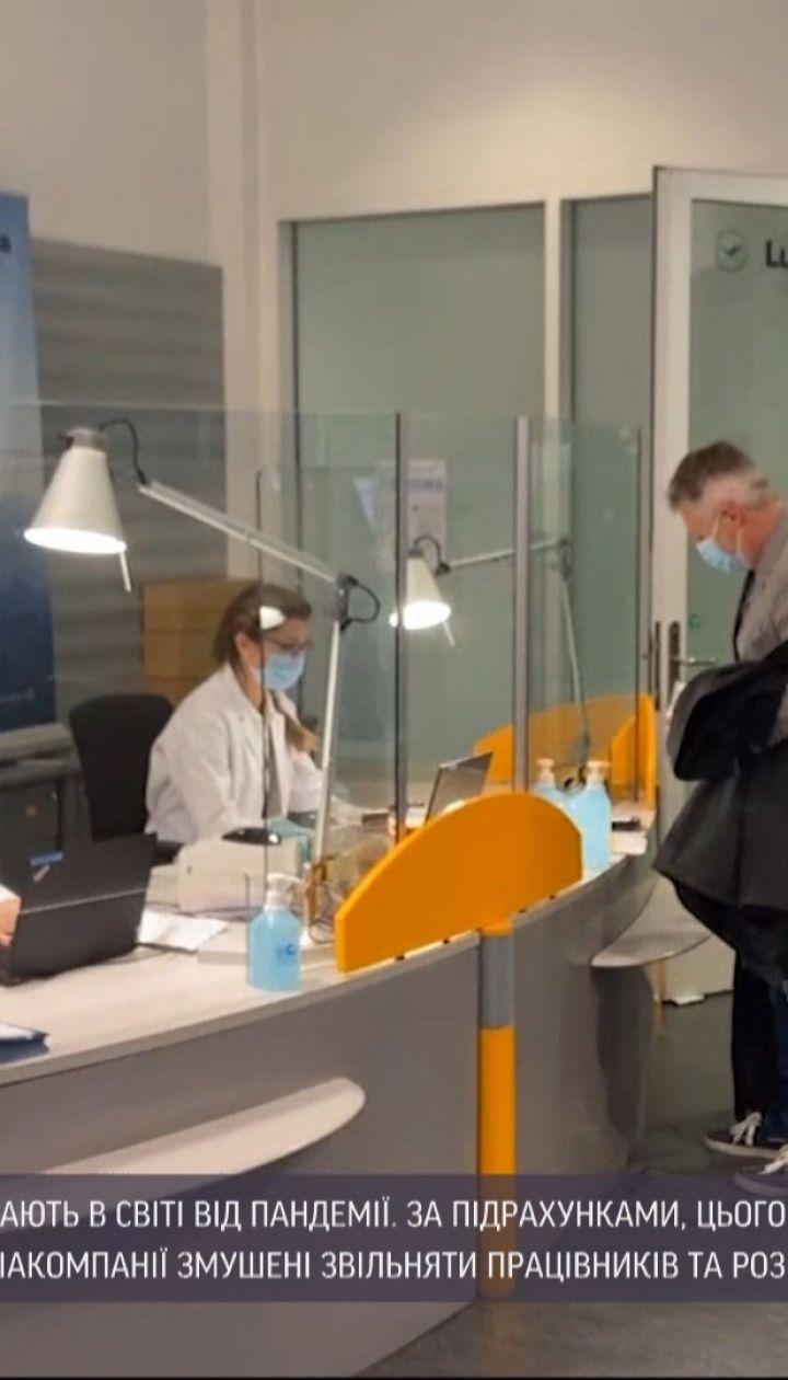 На самолет - только с отрицательным тестом: что делают перевозчики, чтобы остаться на плаву
