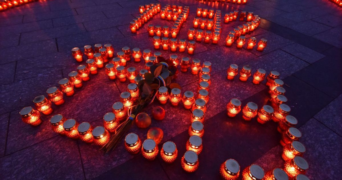 Зажги Свечу памяти: 28 ноября в Украине чтят память жертв голодоморов