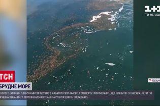Поліція відкрила кримінальне провадження через витік нафтопродуктів у Чорноморському порту