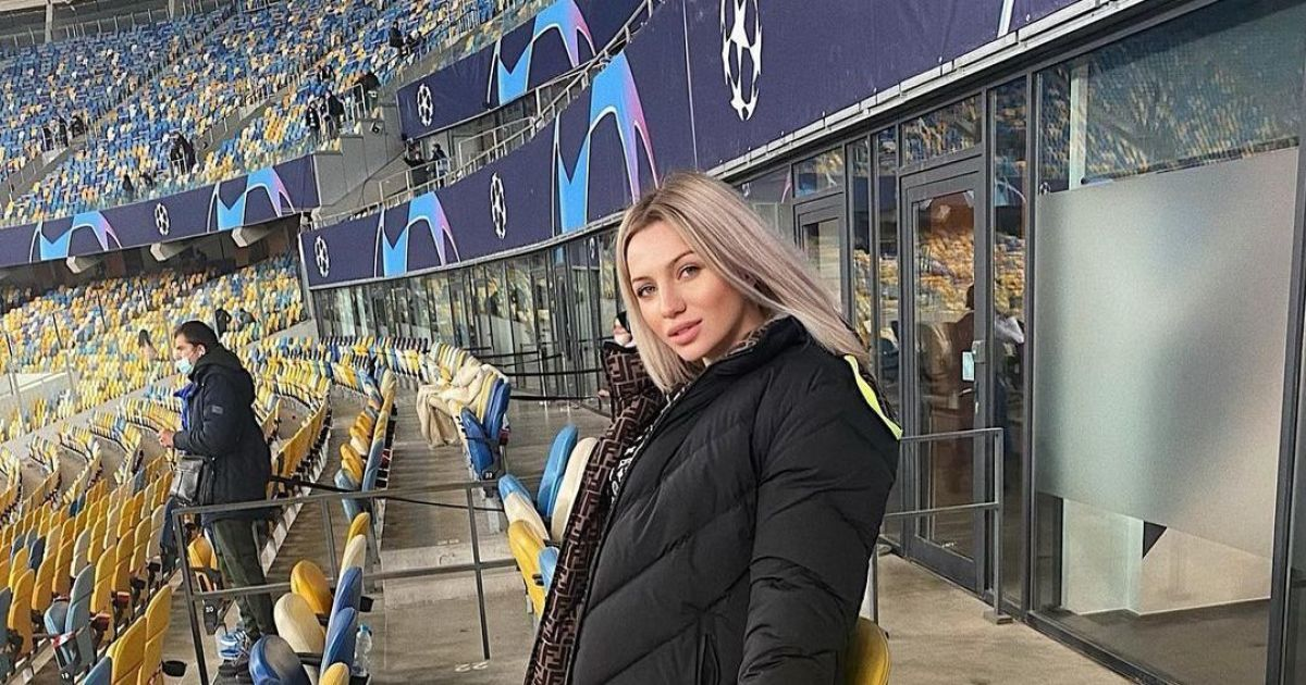 """Украинская теннисистка родила сына легионеру """"Динамо"""""""