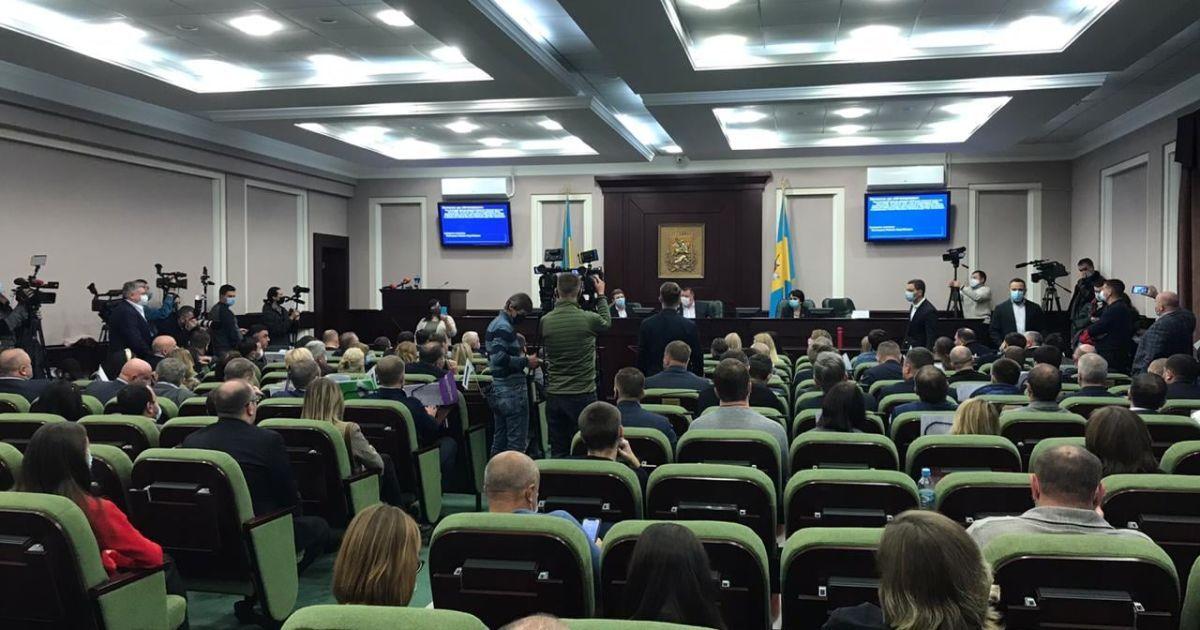 Депутаты определились с новым главой Киевского облсовета — кого выбрали