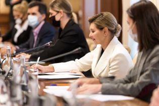 Безбар'єрність: Олена Зеленська ініціювала підписання декларації між великими компаніями