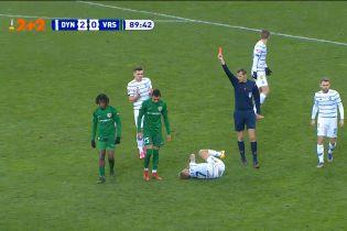 Динамо - Ворскла - 2:0. Відео вилучення Кане