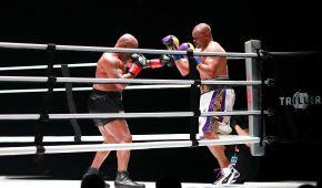 Виставковий бій Тайсон - Джонс зібрав понад 1 мільйон платних переглядів