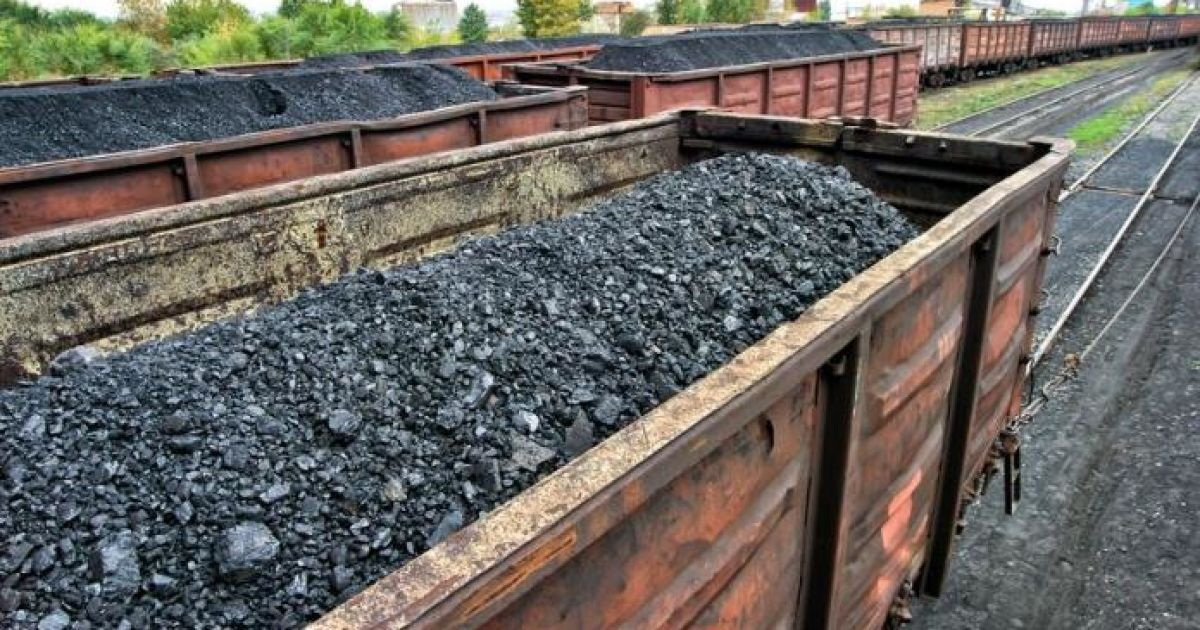 ОБСЄ помітила поїзди з вагонами для вугілля біля кордону з Росією на окупованому Донбасі