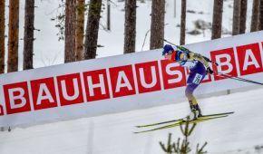 Кубок мира по биатлону: Пидгрушная с одним промахом заехала в топ-10 спринтерской гонки