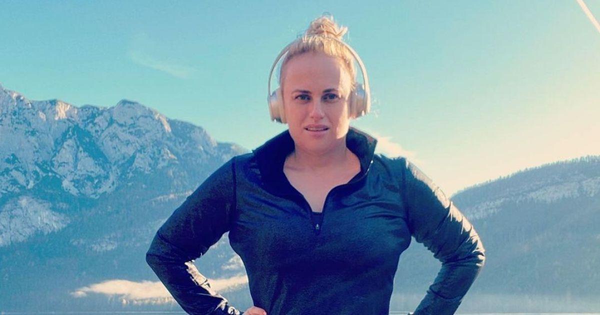 Ребел Уилсон достигла цели похудения на месяц раньше