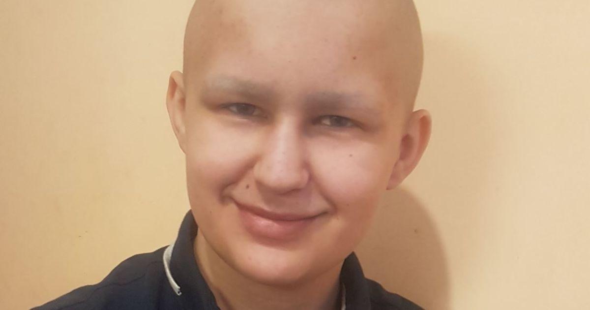 Неходжкінська лімфома уразила 13-річного Антона: йому потрібна ваша допомога