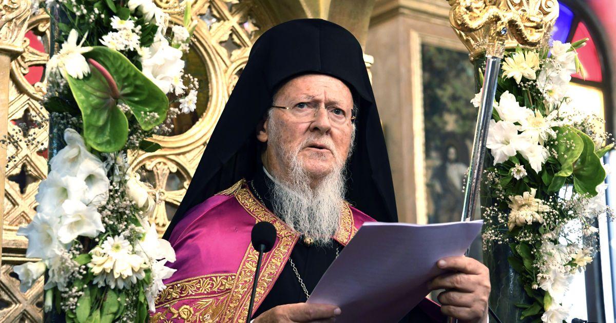 Вселенский патриарх Варфоломей подтвердил визит в Украину: стала известна дата