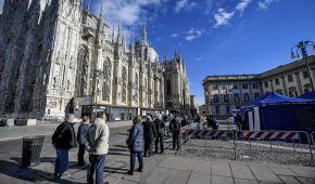 """Без уличных гуляний и поездок между регионами: итальянцев на новогодние праздники могут """"закрыть"""" дома"""