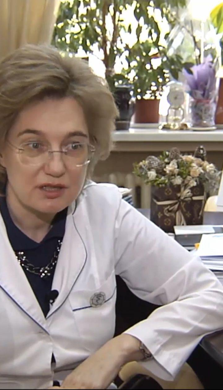 Провідну інфекціоністку Ольгу Голубовську з коронавірусом доправили до столичної клініки