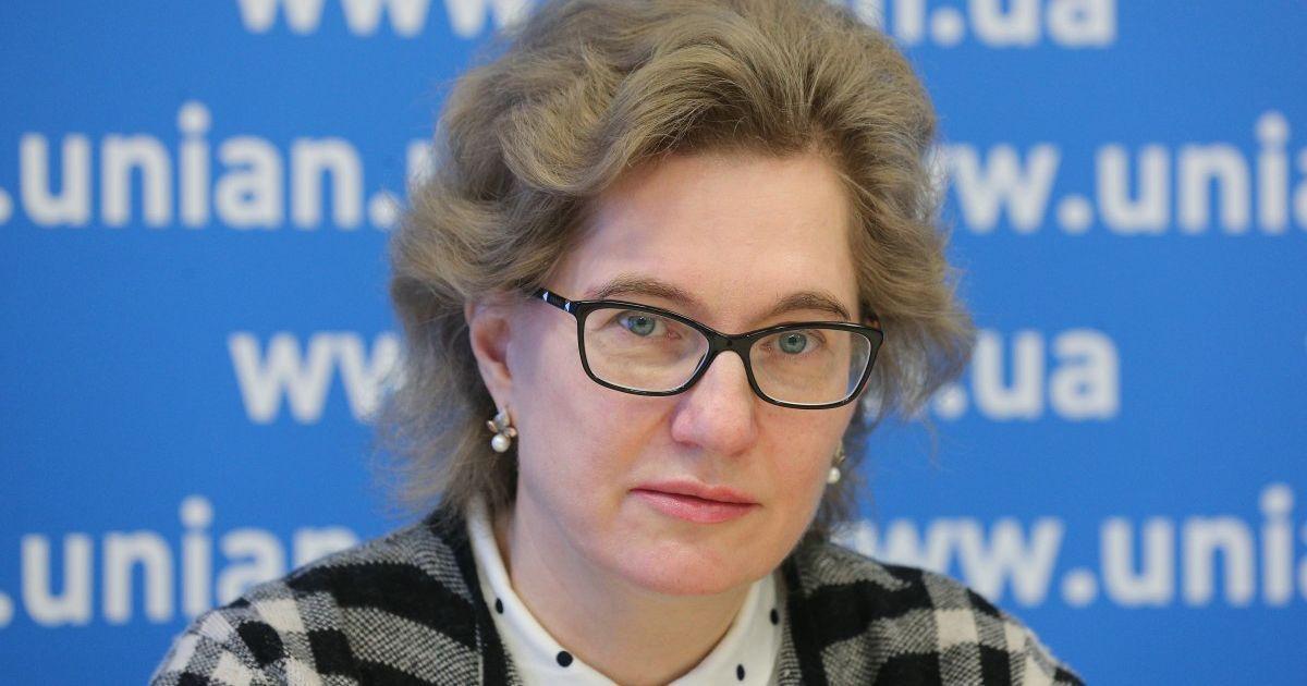Известный украинский инфекционист Голубовская заразилась коронавирусом