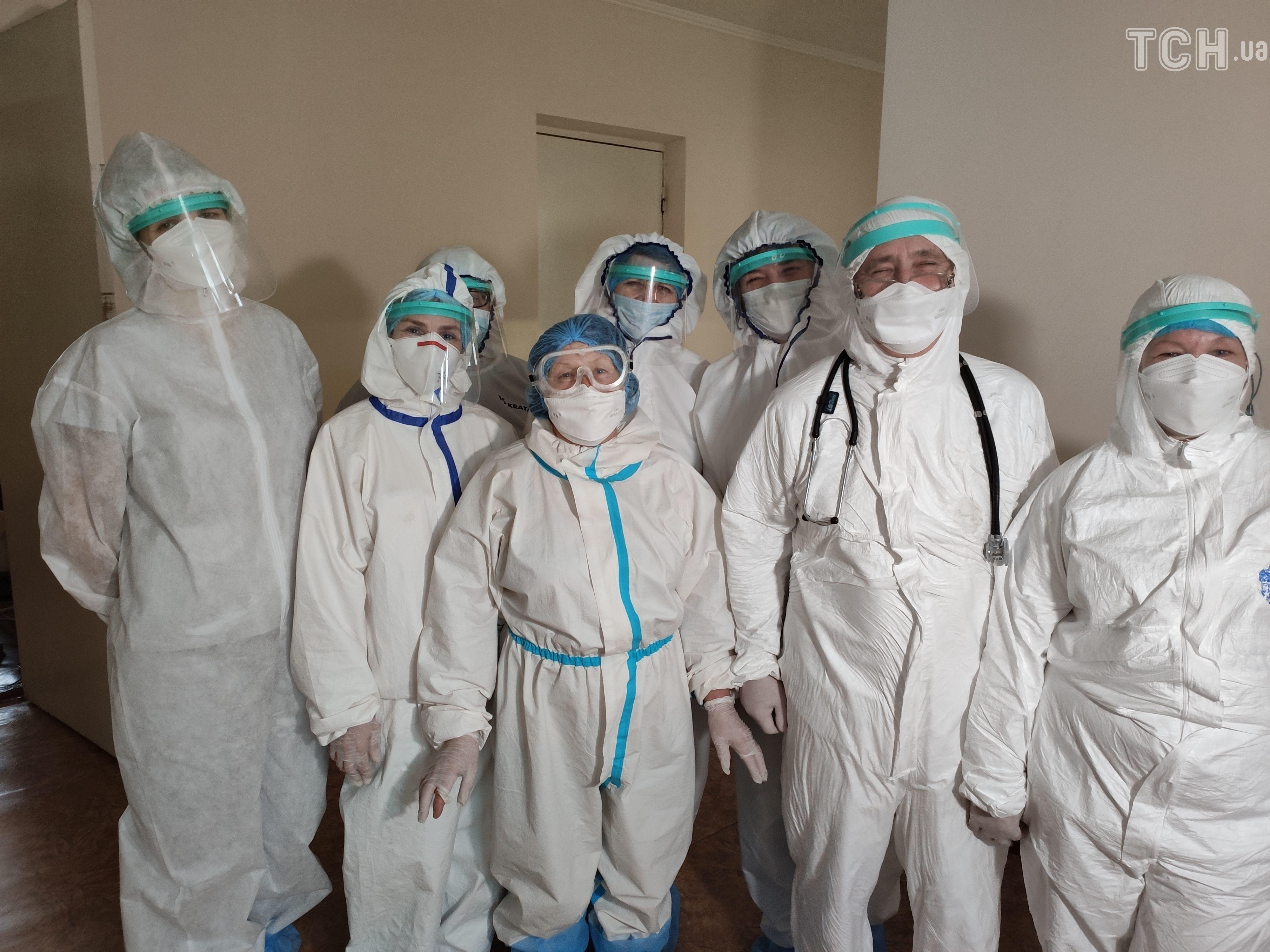 лікарі, медики, Бобровицька лікарня