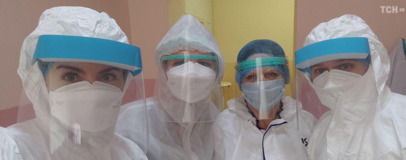 В каких условиях от COVID-19 лечится каждый третий украинец: спецрепортаж ТСН с райбольницы