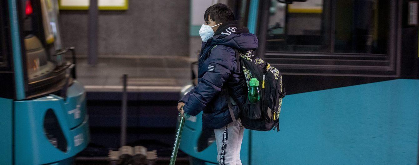 Вперше за три місяці у світі зменшилася кількість нових випадків коронавірусу