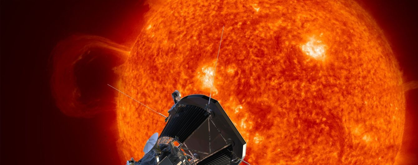 Ученые зафиксировали на Солнце одну из самых мощных вспышек за последние три года