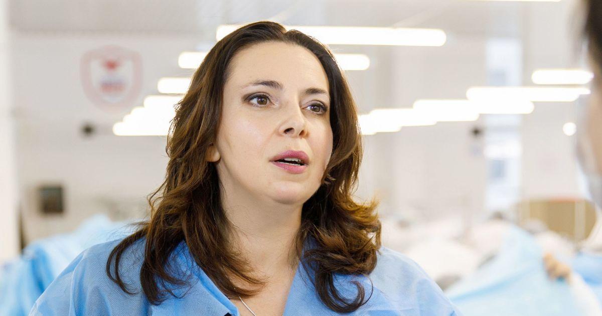 """Компанія """"Венето"""" в Черкасах показала інноваційне виробництво засобів індивідуального захисту для медиків"""