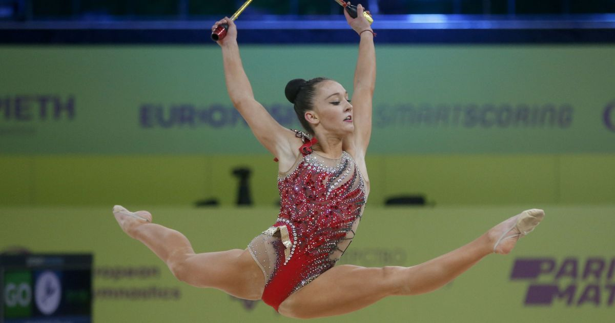 Чемпионат Европы по художественной гимнастике @ Associated Press