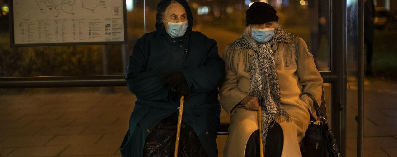 В Італії зафіксували рекордну смертність від коронавірусу: більше, ніж під час піку навесні