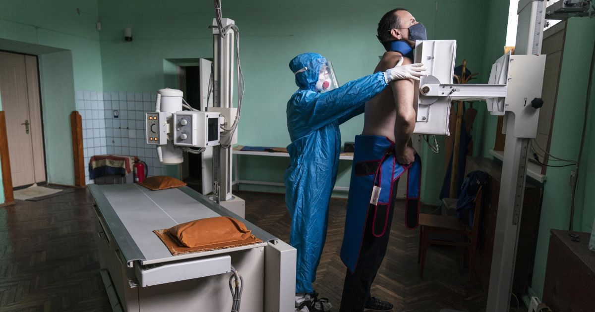 На праздники жители Харькова, больные коронавирусом, отказывались от госпитализации: к чему это привело