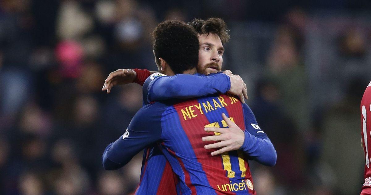 """""""Бомба"""" від Неймара: бразилець хоче грати разом з Мессі вже наступного сезону"""