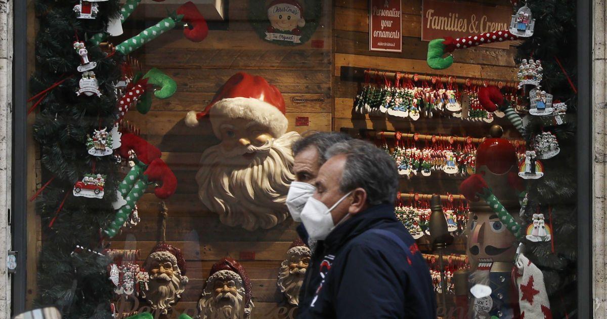 На Рождество и Новый год Италия и Испания ограничивают внутренние путешествия