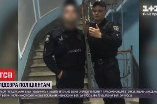 Полицейским, которые в центре Львова избили ветеранов войны в Донбассе, инкриминируют хулиганство