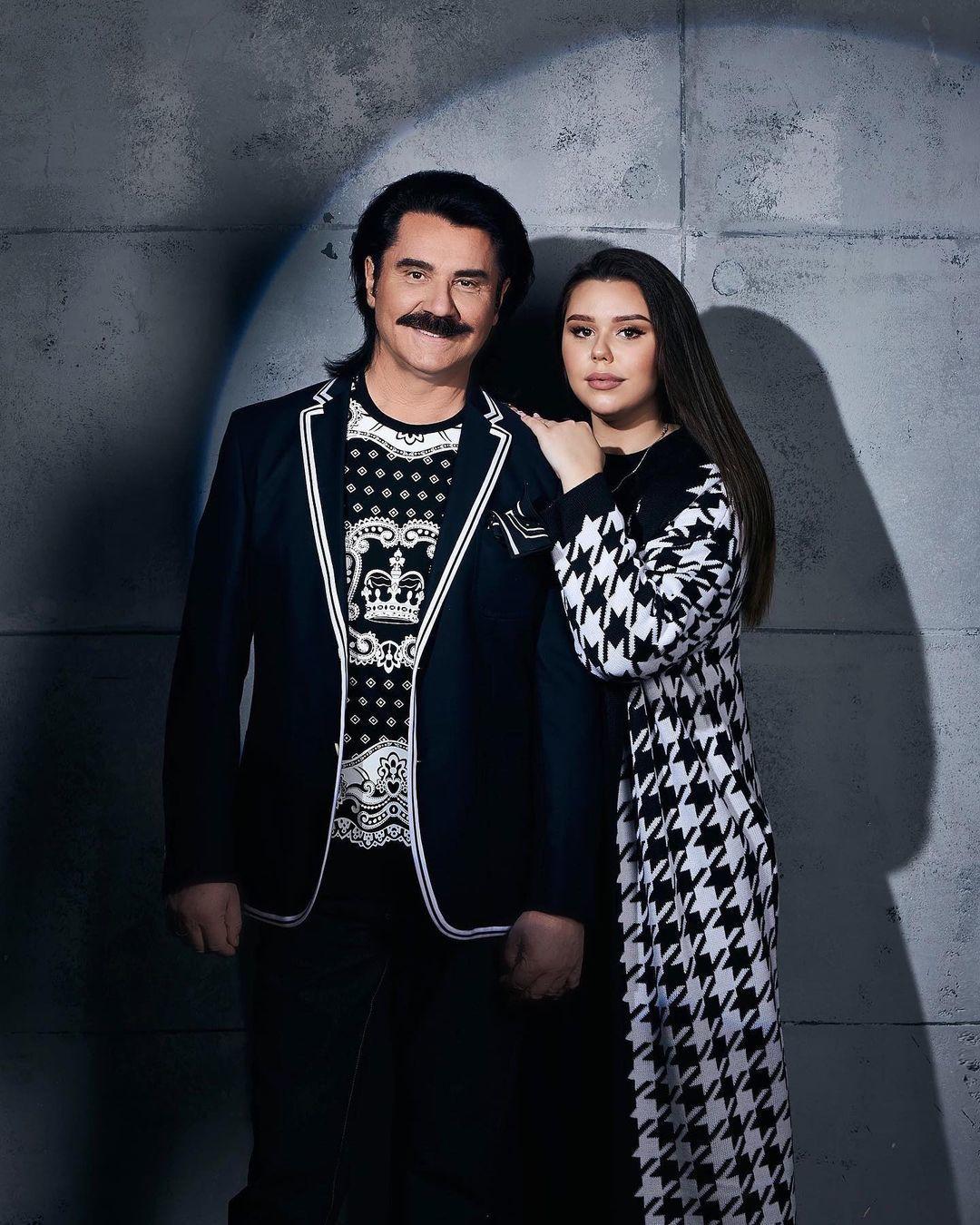 Павло Зібров з донькою_2