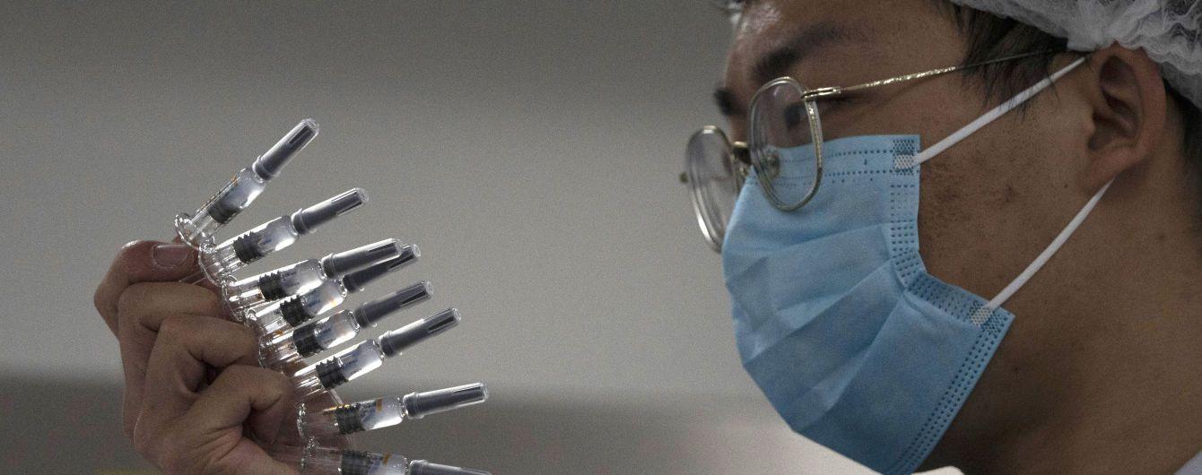 Перша країна ЄС схвалила використання китайської вакцини від коронавірусу