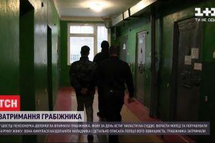 74-річна жінка з Сумської області допомогла поліції впіймати грабіжника