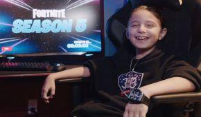 8-річний геймер підписав контракт з професійною командою