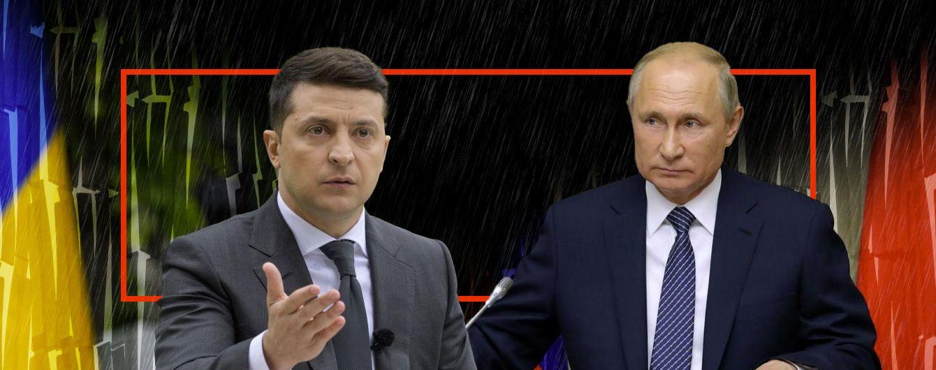 Річниця зустрічі Зеленського й Путіна: що ми втратили і досягли дорогою до миру на Донбасі