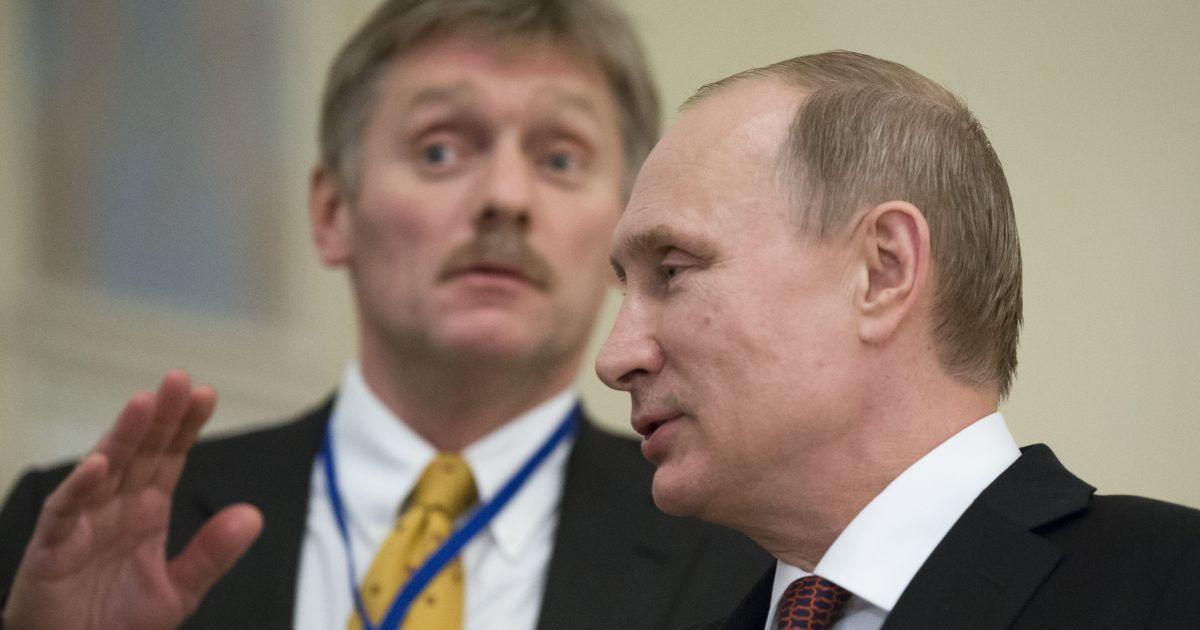 Кремль заявив про серйозні розбіжності щодо питання Донбасу у Путіна і Байдена