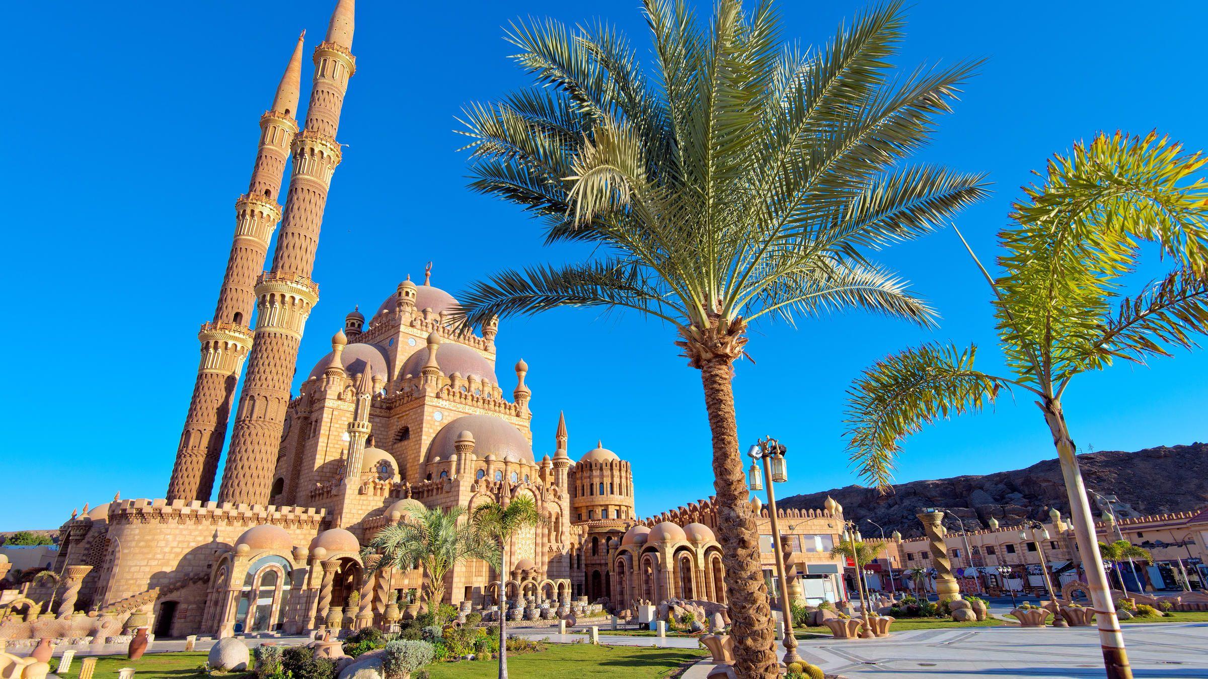 Єгипет. old market мечеть