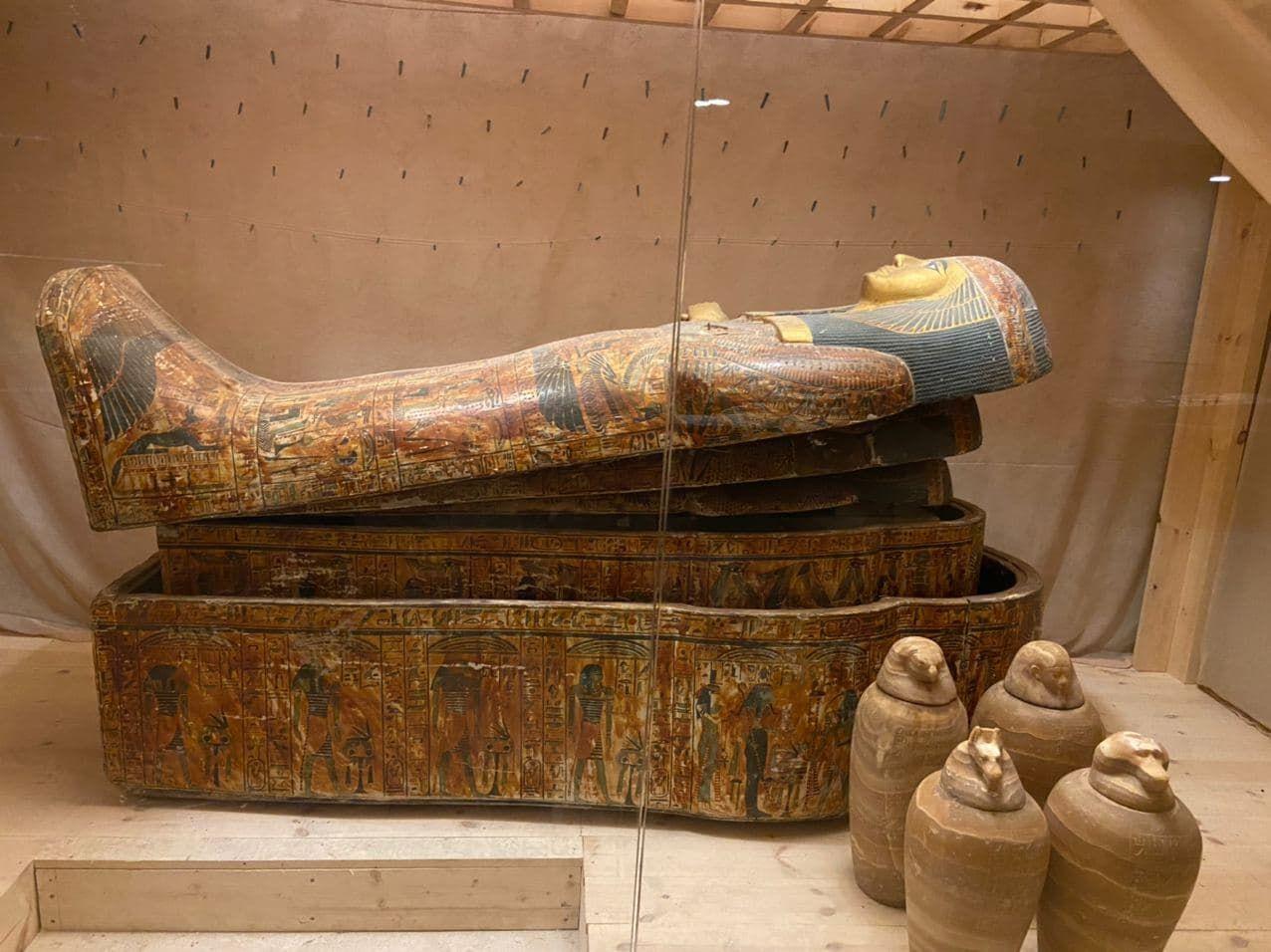 Єгипет. Музей Шарм-еш-Шейху